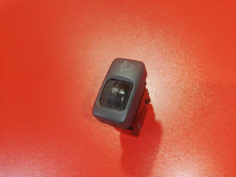 Кнопка корректора фар Toyota Estima MCR40W 1MZ-FE 2000 (б/у)