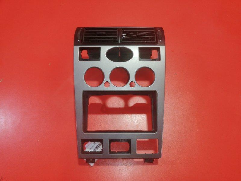 Рамка магнитолы Ford Mondeo B4Y CJBA 2000 (б/у)