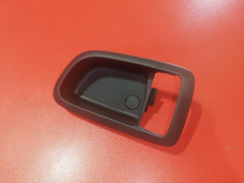 Накладка ручки двери внутренняя Mazda Verisa DC5W ZY-VE 2004 (б/у)