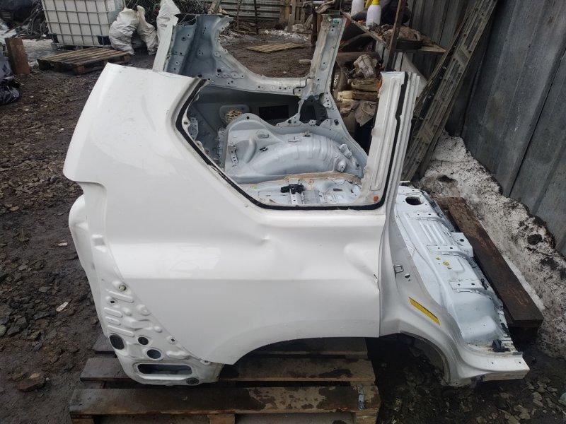 Крыло Toyota Land Cruiser Prado KDJ150 1KD-FTV 2012 заднее правое (б/у)