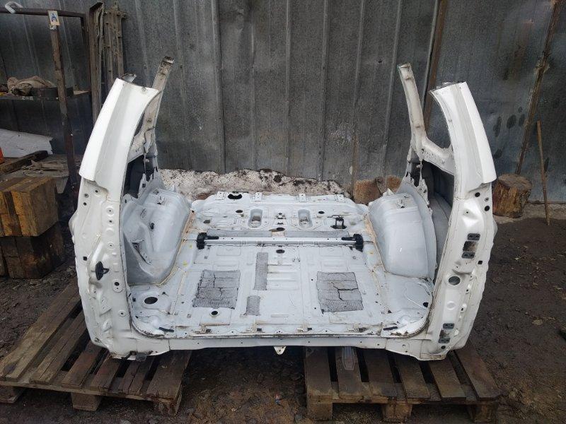 Пол багажника Toyota Land Cruiser Prado KDJ150 1KD-FTV 2012 (б/у)