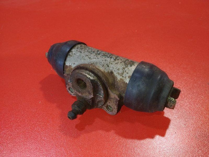 Тормозной цилиндр Toyota Hilux Surf RZN185 3RZ-FE 1995 задний (б/у)