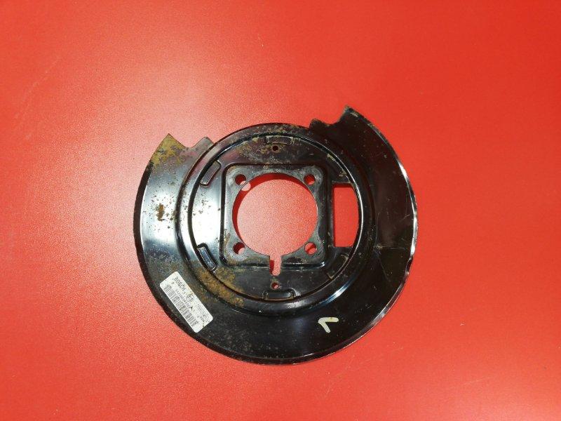 Пыльник тормозного диска Infiniti Qx56 JA60 VK56DE 2002 задний правый (б/у)