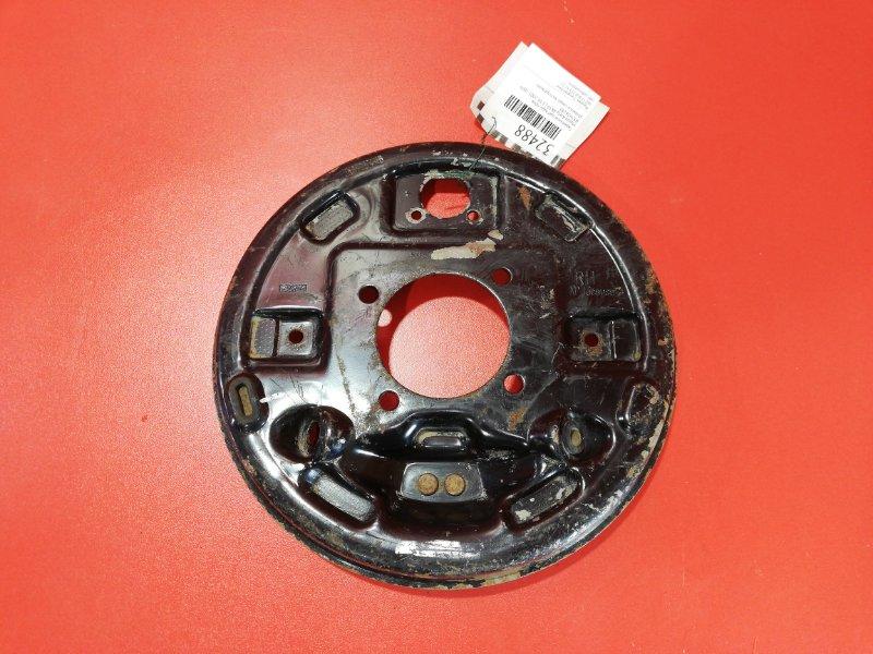 Тормозной щит Mazda Axela BK5P L3-VE 2003 задний правый (б/у)