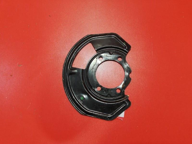 Пыльник тормозного диска Nissan Skyline V35 VQ25DD 2002 передний правый (б/у)
