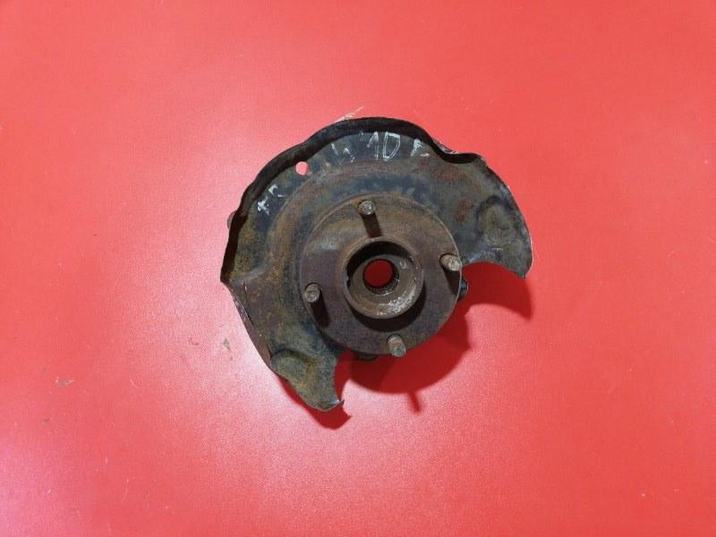 Поворотный кулак Nissan Avenir W10 SR18DI 1990 передний правый (б/у)