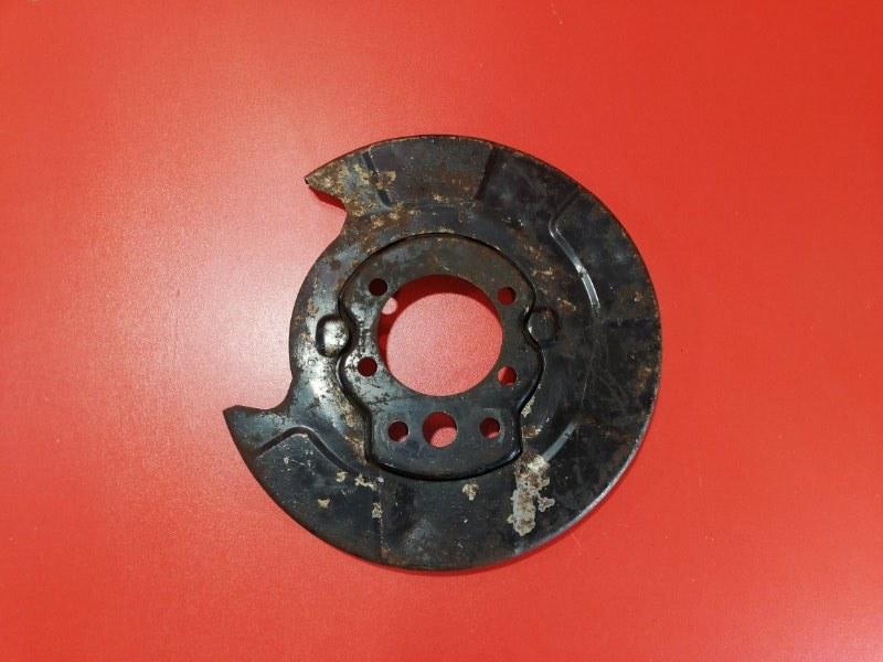 Пыльник тормозного диска Nissan Teana J32 VQ25DE 2008 задний правый (б/у)