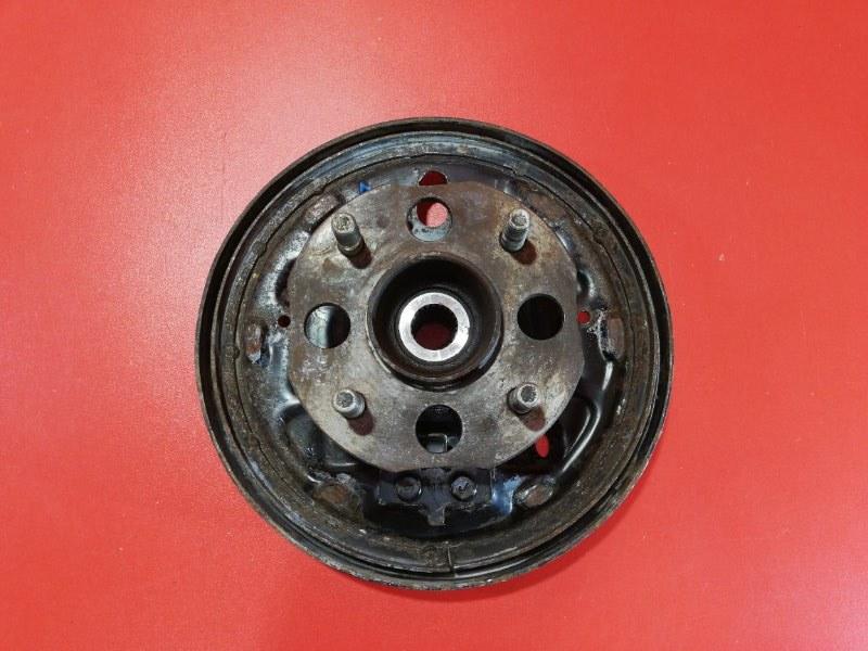 Тормозной щит Honda Cr-V RD1 B20B 1997 задний правый (б/у)