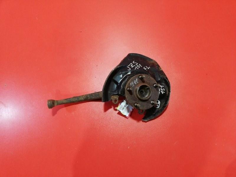 Поворотный кулак Toyota Crown JZS151 1JZ-GE передний правый (б/у)