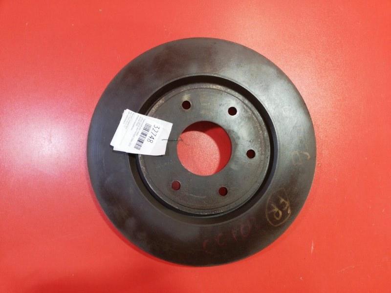 Тормозной диск Infiniti Qx56 JA60 VK56DE 2004 передний (б/у)