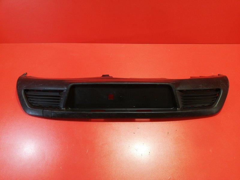 Юбка бампера Peugeot 308 4A/C EP6C 2007 задняя (б/у)