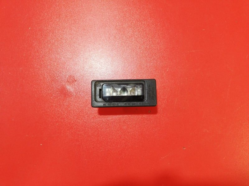 Подсветка номера Volkswagen Jetta 162 CAXA 2010 задняя (б/у)