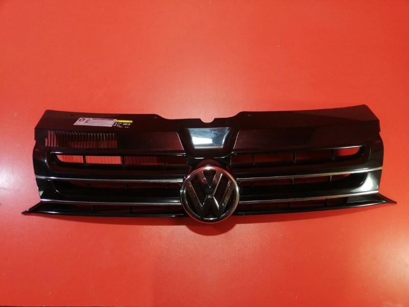 Решетка радиатора Volkswagen Transporter SGB CAAB 2015 (б/у)