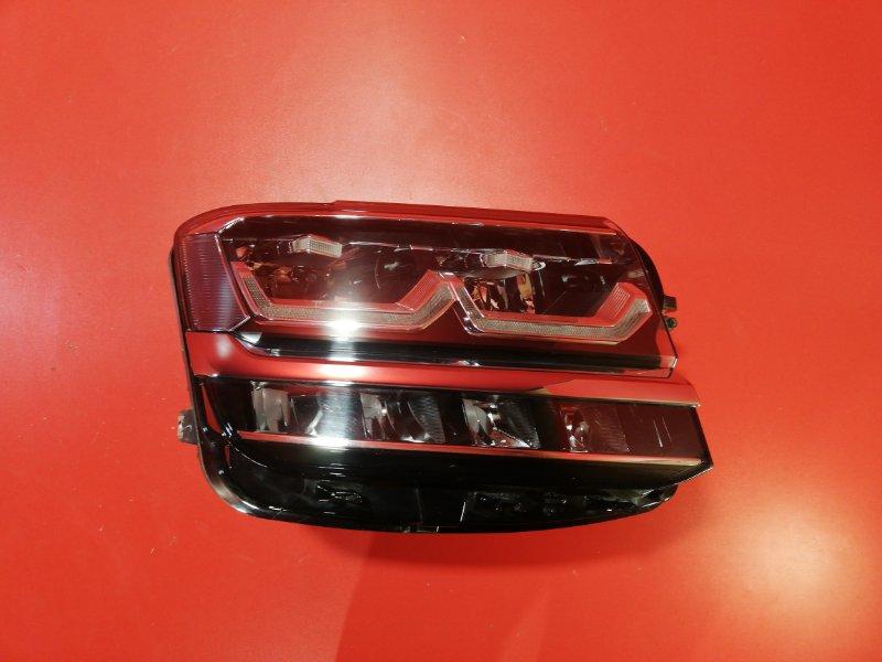 Фара Volkswagen Teramont CA1 CXDA 2016 правая (б/у)