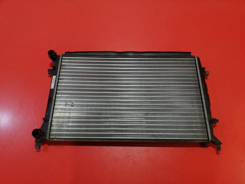 Радиатор двс Volkswagen Golf 1K1 BAG 2003 (б/у)