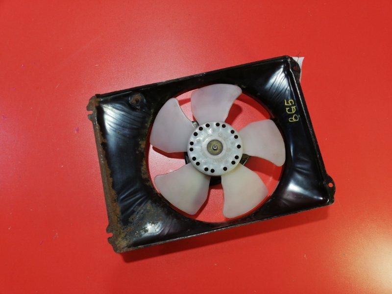 Вентилятор радиатора кондиционера Subaru Legacy BG5 EJ20E 1993 (б/у)