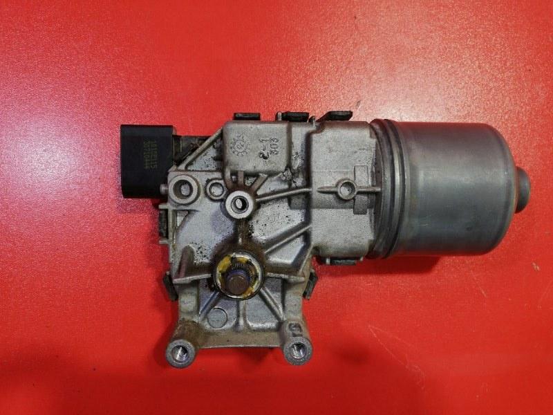 Мотор дворников Volkswagen Polo 602 CFNA 2013 (б/у)