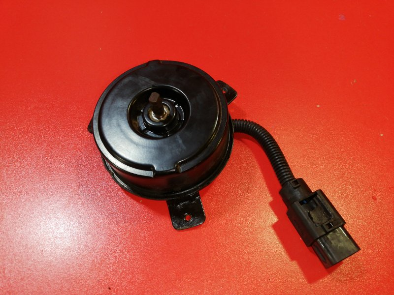 Мотор вентилятора охлаждения Hyundai Getz TB G4EA 2005 (б/у)