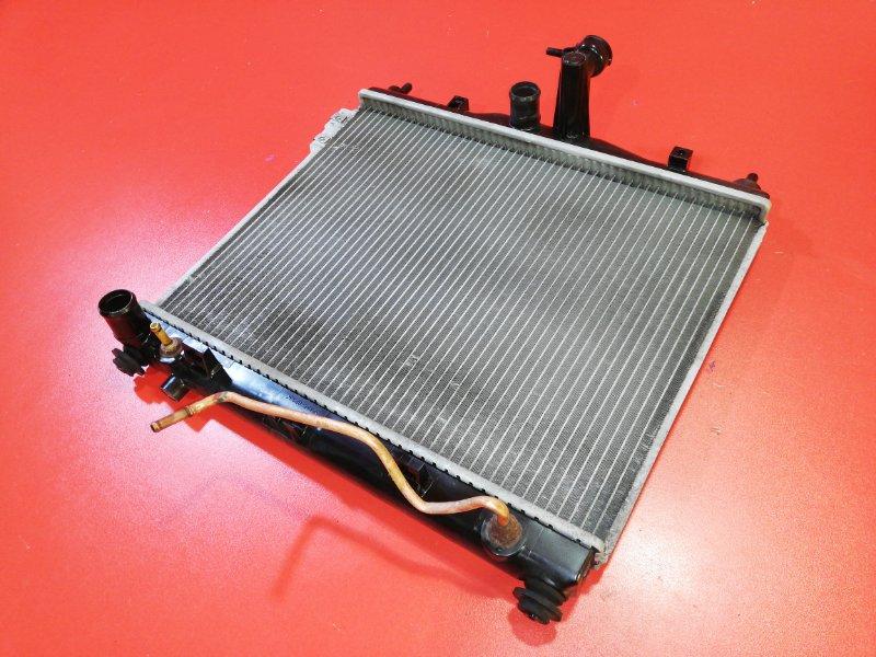 Радиатор двс Hyundai Getz TB G4EA 2005 (б/у)