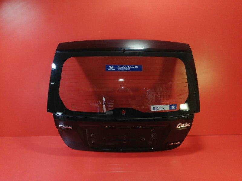 Дверь багажника Hyundai Getz TB G4EA 2005 (б/у)