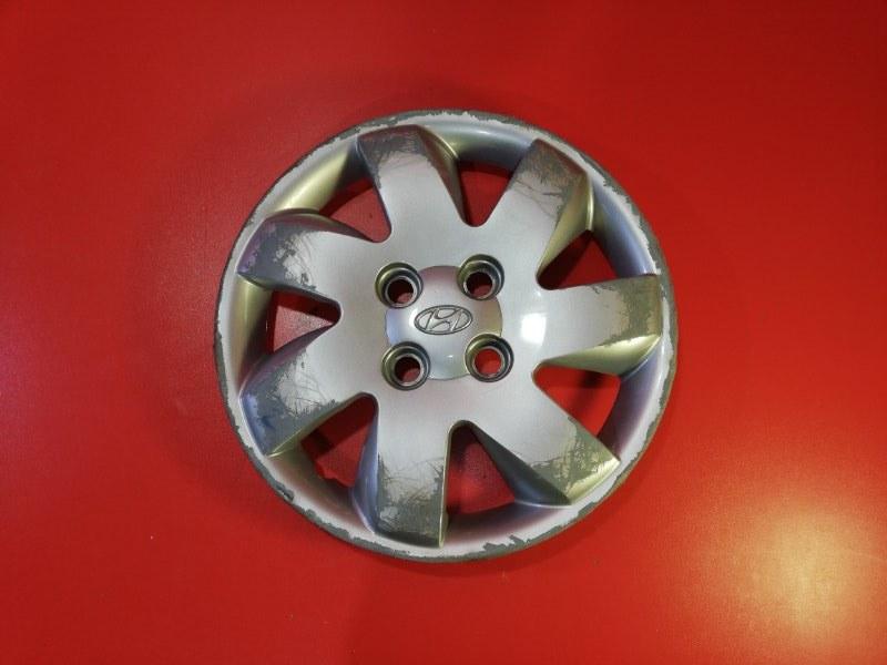 Колпак Hyundai Getz TB G4EA 2005 (б/у)