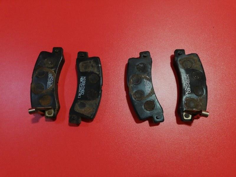 Тормозные колодки Lexus Rx300 MCU15 1MZ-FE 2002 заднее (б/у)