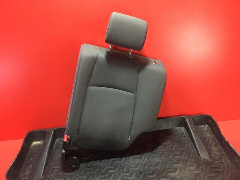 Спинка сидения Toyota Land Cruiser Prado KDJ150 1KD-FTV 2012 задняя левая (б/у)