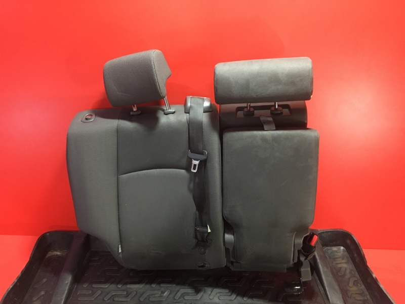 Спинка сидения Toyota Land Cruiser Prado KDJ150 1KD-FTV 2012 задняя правая (б/у)