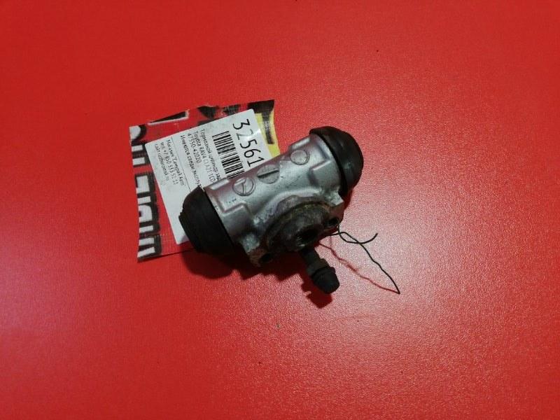 Тормозной цилиндр Toyota Rav4 CLA21 1CD-FTV 2000 задний (б/у)