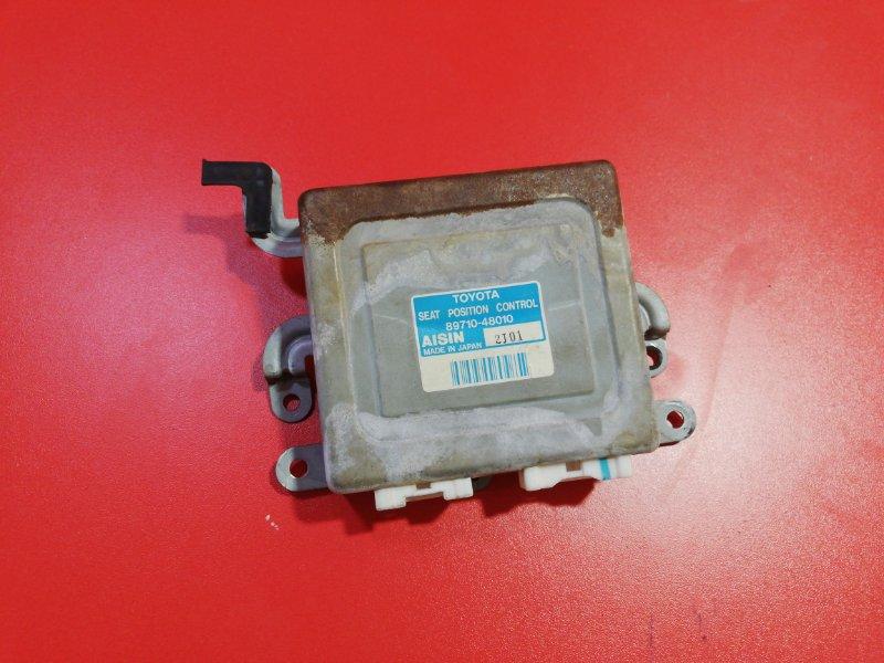 Блок памяти сидений Lexus Rx300 MCU15 1MZ-FE 2002 (б/у)