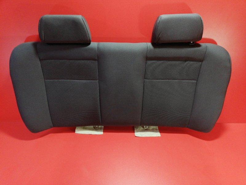 Спинка заднего сиденья Daewoo Nexia N150 F16D3 2008 (б/у)
