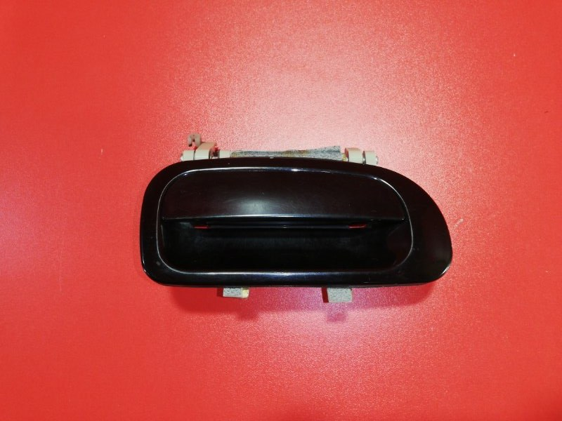 Ручка двери внешняя Daewoo Nexia N150 F16D3 2008 передняя правая (б/у)