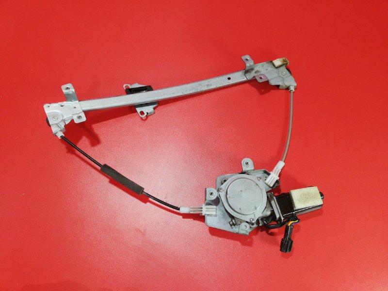 Стеклоподъемник Daewoo Nexia N150 F16D3 2008 передний правый (б/у)