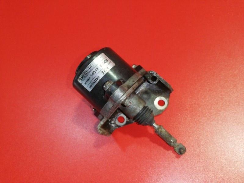 Клапан изменения геометрии впускного коллектора Nissan Sunny QB15 QG18DD 1998 (б/у)