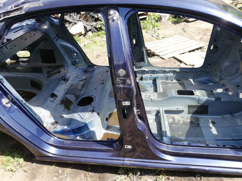Стойка кузова Volkswagen Polo 602 CFNA 2013 правая (б/у)