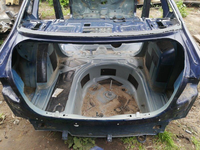 Ванна багажника Volkswagen Polo 602 CFNA 2013 (б/у)