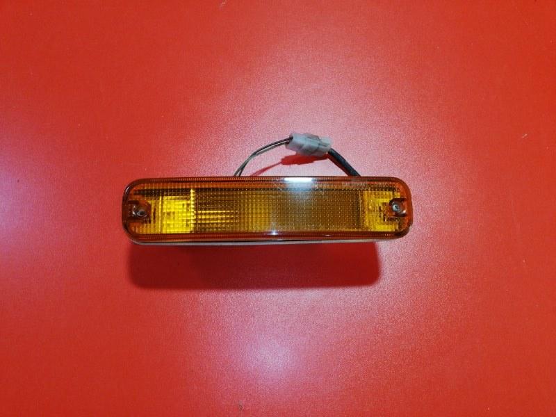 Повторитель в бампер Subaru Impreza GF6 EJ18E 1992 передний правый (б/у)