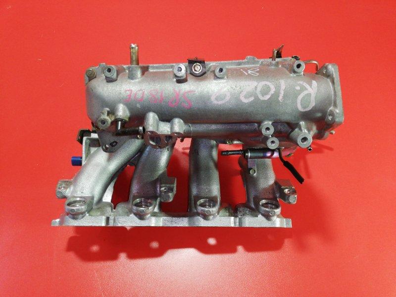 Коллектор впускной Nissan Presea PR11 SR18DE 1995 (б/у)