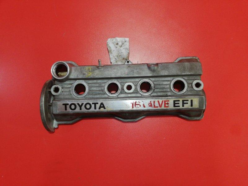 Крышка клапанов Toyota Corolla Levin AE91 5A-FE 1989 (б/у)