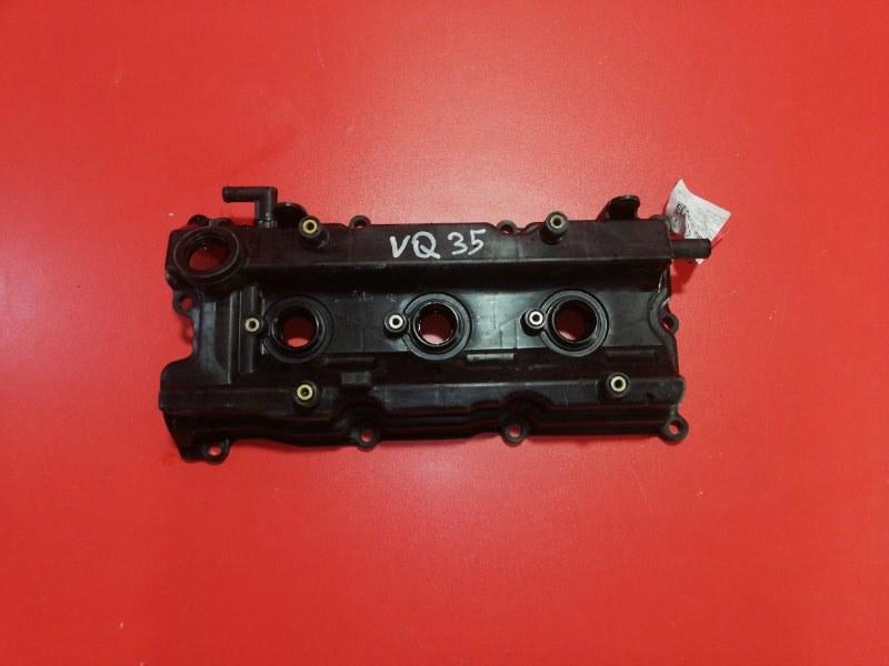 Крышка клапанов Infiniti Fx35 S50 VQ35DE 2002 левая (б/у)