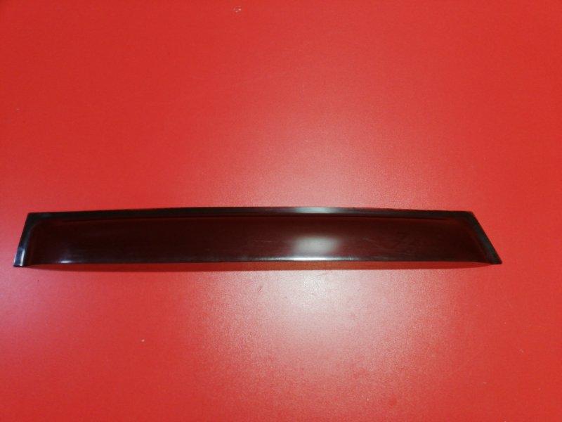 Дефлектор Toyota Rav4 CLA21 1CD-FTV 2000 задний левый (б/у)