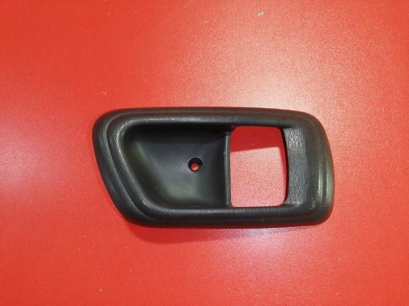 Накладка ручки двери Toyota Caldina CT196 2C 1992 правая (б/у)