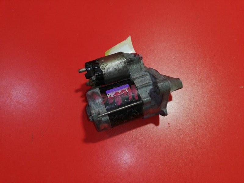 Стартер Toyota Duet M101A K3-VE 2001 (б/у)