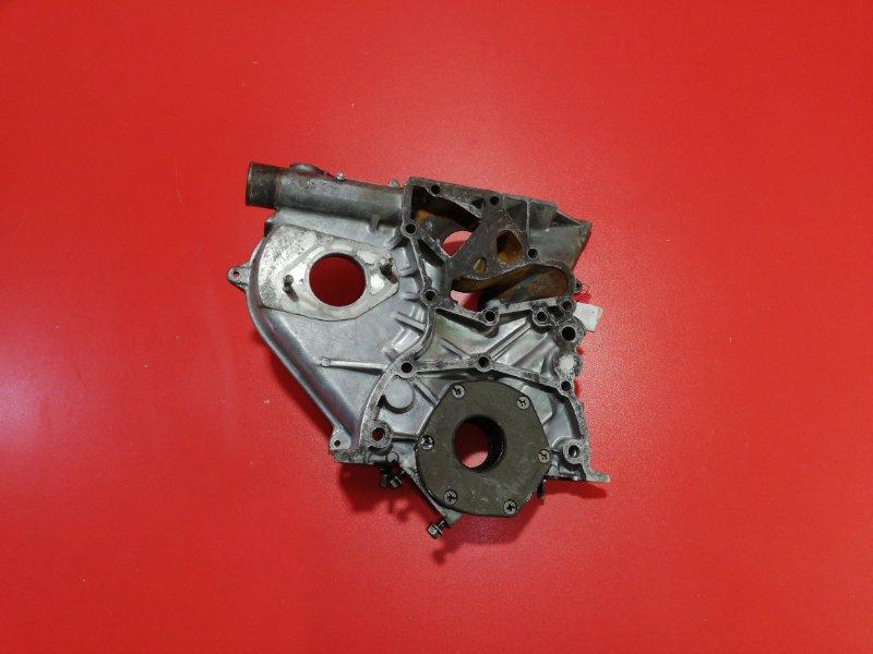 Лобовина двигателя Toyota Mark Ii LX80 2L-T 1988 (б/у)