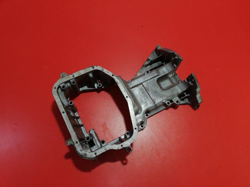 Поддон двигателя Nissan X-Trail NT30 QR20DE 2000 (б/у)