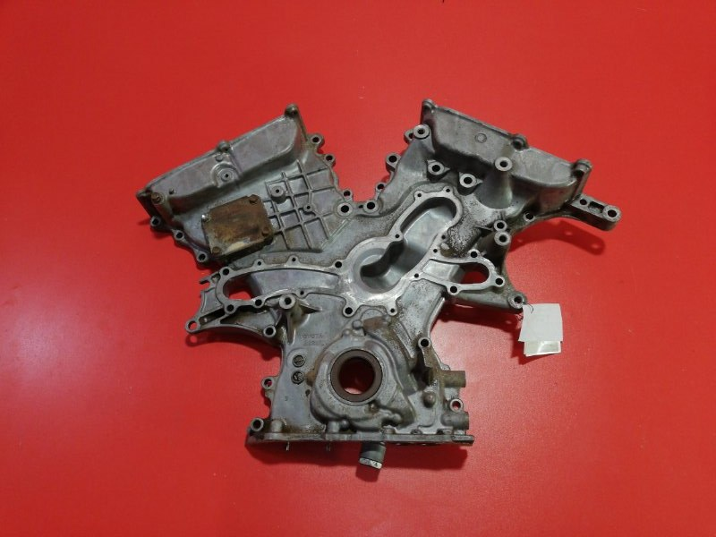 Лобовина двигателя Toyota Camry GSV40 2GR-FE 2006 (б/у)