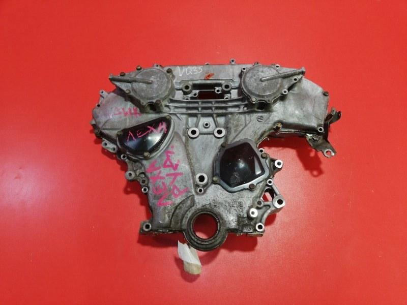 Лобовина двигателя Infiniti Fx35 S50 VQ35DE 2002 (б/у)