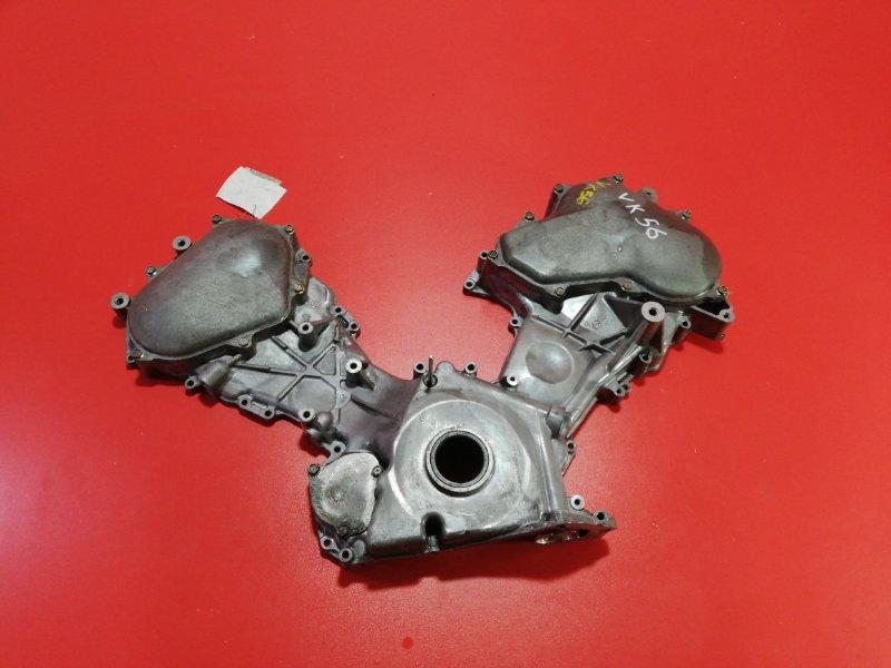 Лобовина двигателя Infiniti Qx56 JA60 VK56DE 2004 (б/у)