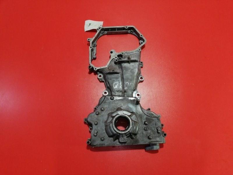 Лобовина двигателя Nissan X-Trail T30 QR20DE 2000 (б/у)