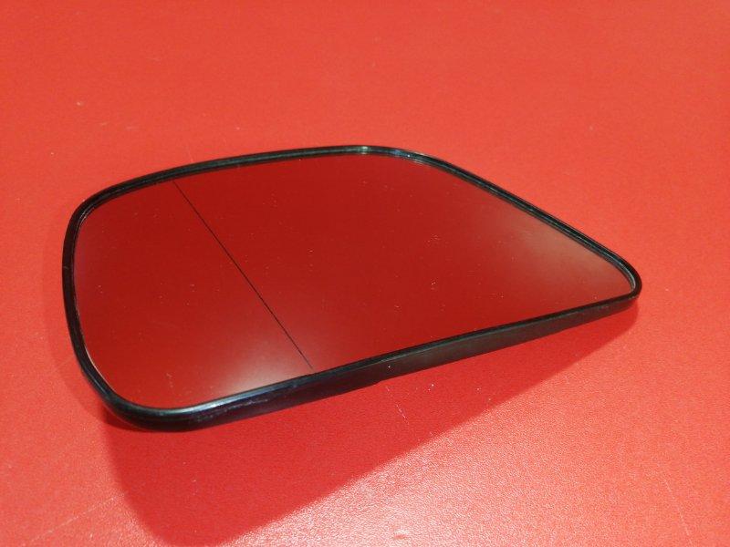 Зеркальный элемент Nissan Tiida C11 HR15DE 2004 левый (б/у)